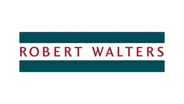 Robert walters green logo