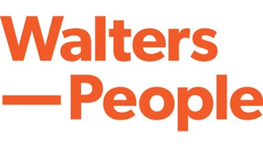 Walters people orange logo